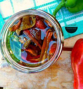 Peperoni secchi sottolio alla siciliana