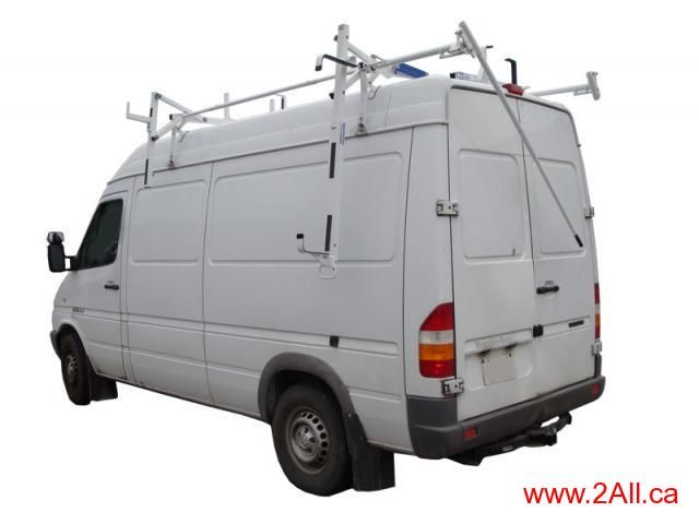 Sprinter Promaster Ford Transit Drop Down Ladder Racks 2all Ca