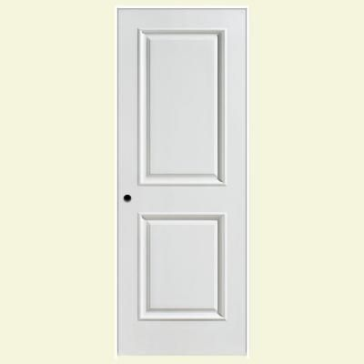 Masonite 30 in x 80 in palazzo capri 2 panel square top - Home depot interior doors prehung ...