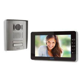 Interphone vidéo couleur à mémoire Memo 2 EXTEL   mes idées déco ...