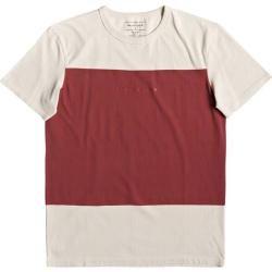 Photo of Quiksilver Herren T-Shirt Vida Voice, Größe L In Brick Red, Größe L In Brick Red Quiksilver