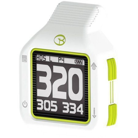 CT2 Micro Golf GPS Rangefinder, Green