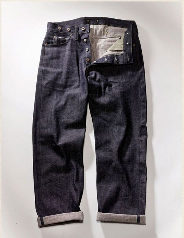 Workwear Jean ‹ Authentic ‹ Store ‹ Nigel Cabourn