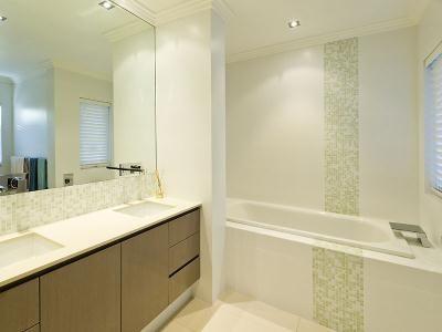 Mosaic Feature Tiles  Bathroom Ideas  Pinterest  Mosaics Custom Mosaic Feature Tiles Bathroom Decorating Design