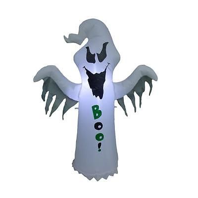 Inflatable Halloween Decoration Ghost Lighted Design Lightweight - halloween design