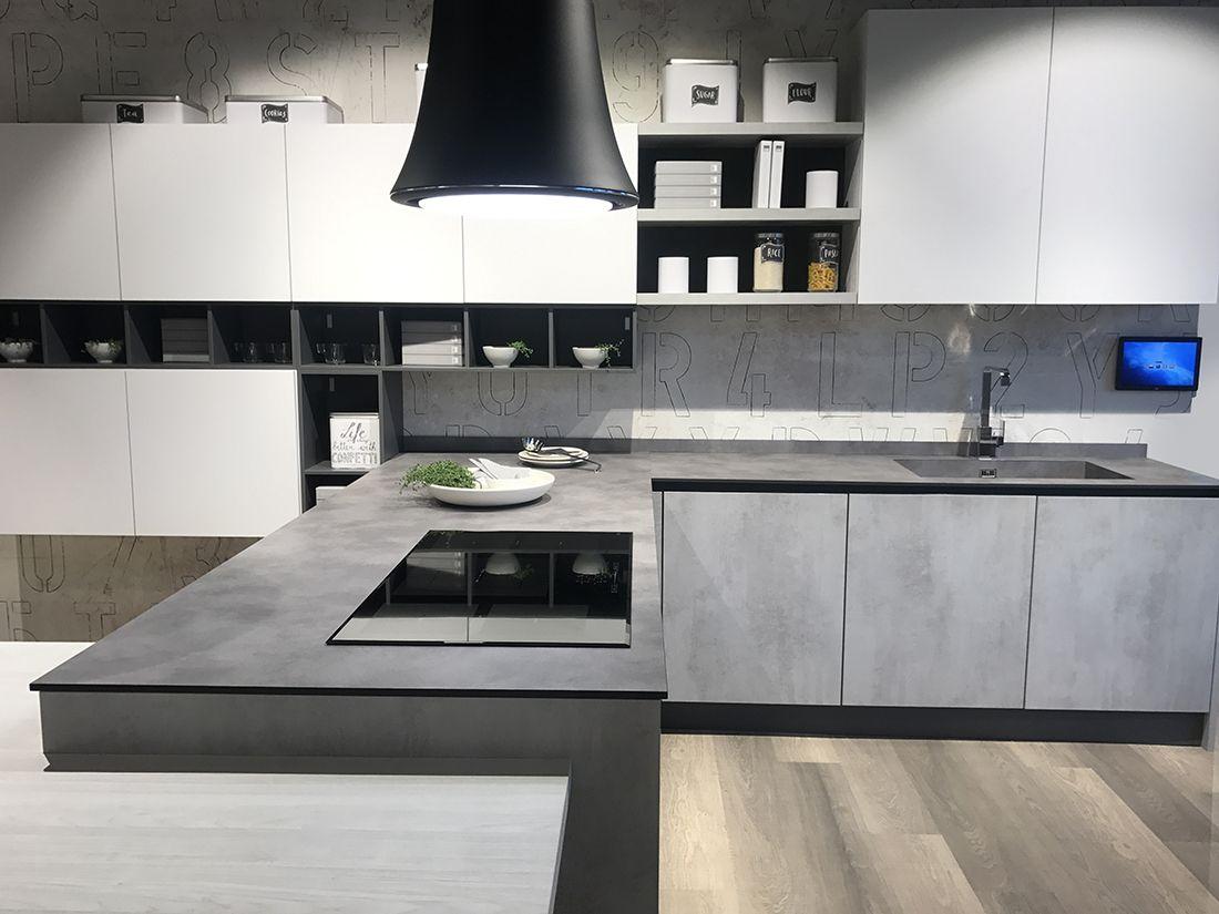 Cucina Lube Mod. Immagina Neck nel 2019 | Cucine, Cucine ...