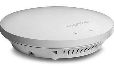TRENDnet TEW-753DAP, punto de acceso inalámbrico que pasará desapercibido