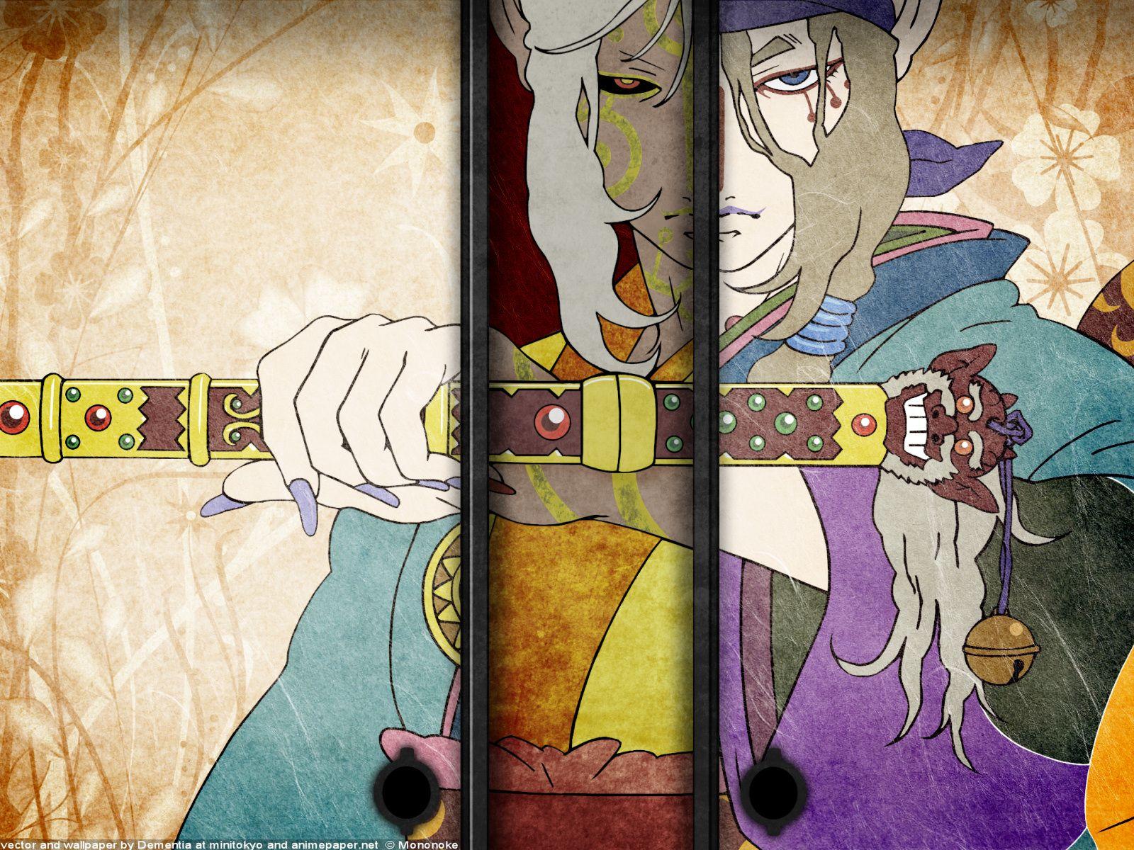 Medicine Seller From Mononoke Anime Images Anime Anime King