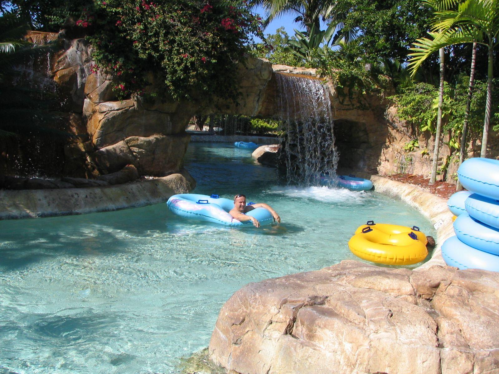 Lazy River Pool