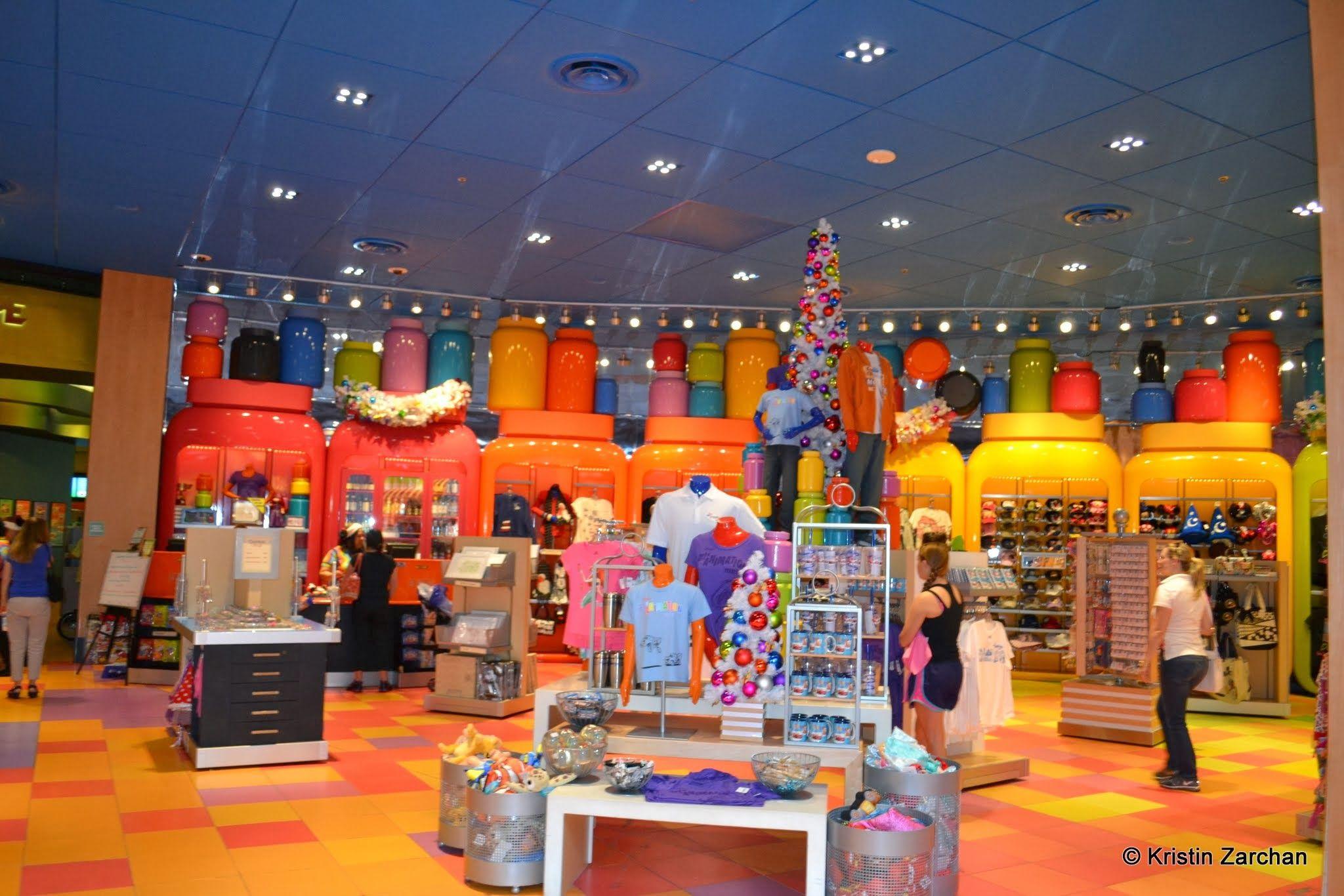 Art of Animation Disney World Gift Shop