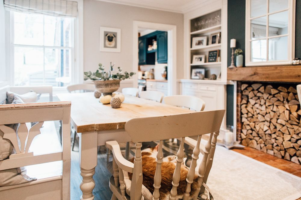 Elle S Modern Country Home Interiors Pinterest Dining Room Rooms And