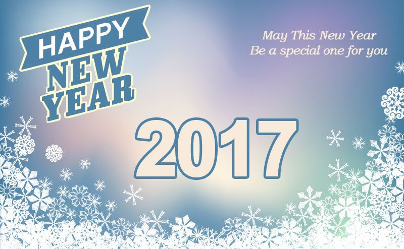 Happy New Year 2017 cards greetings pics #HappyNewYear2017