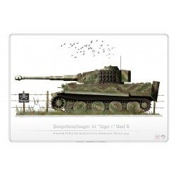 Panzerkampfwagen VI Tiger   War tank, Army tanks