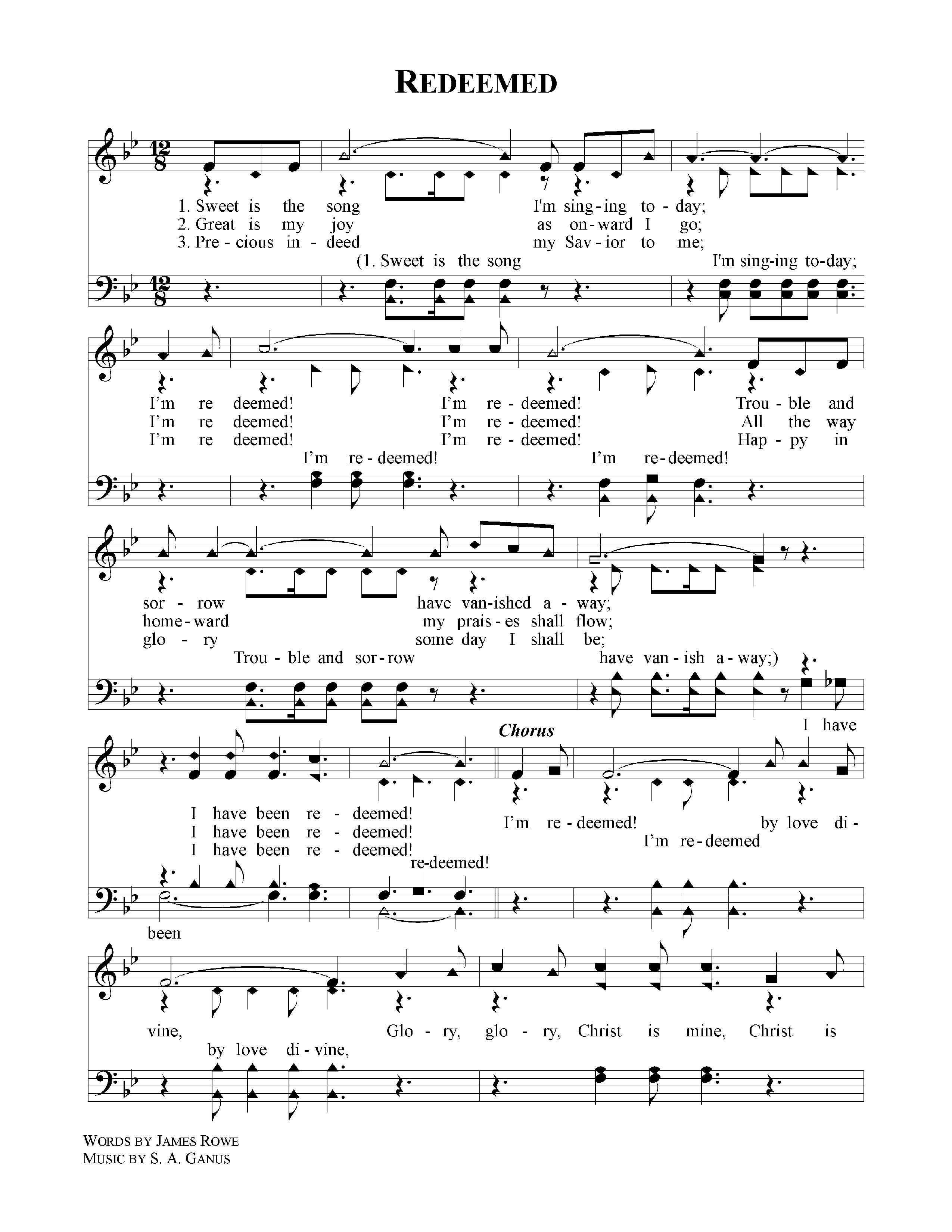 I M Redeemed Pg 1 Christian Song Lyrics Gospel Song Lyrics Tagalog Love Quotes