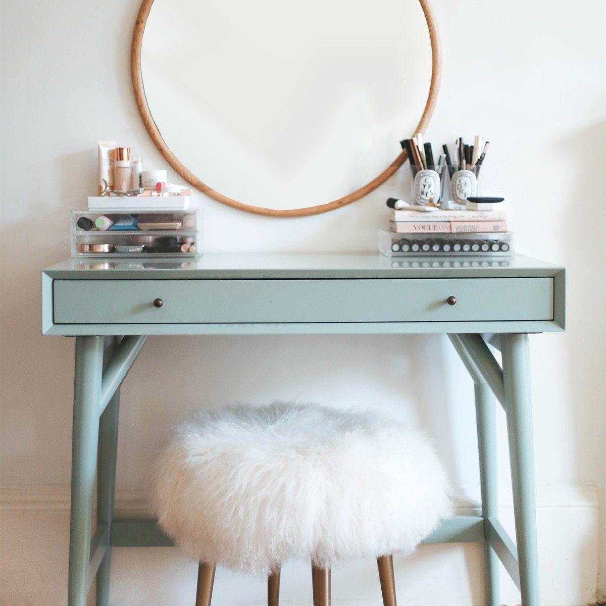 10 Inspiring Beauty Vanity Ideas