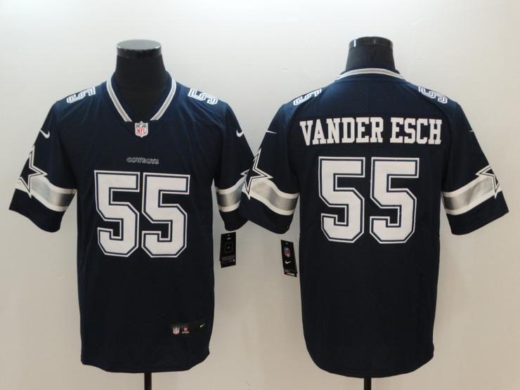 low priced 90627 e2e81 Men 55 Vander Esch Jersey Football Dallas Cowboys Jersey ...