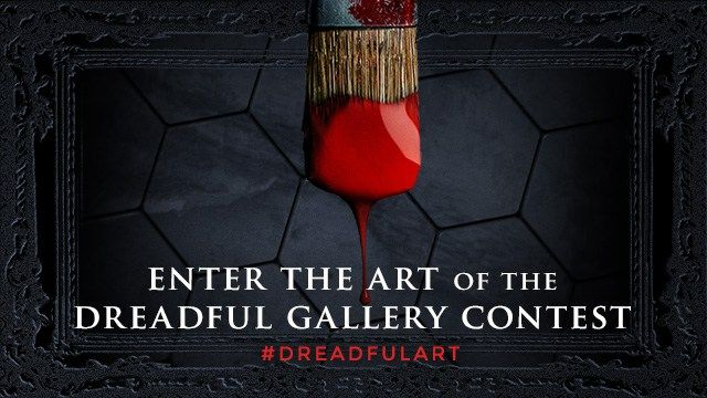 Showtime Announces A Fan Art Competition for 'PENNY DREADFUL'!