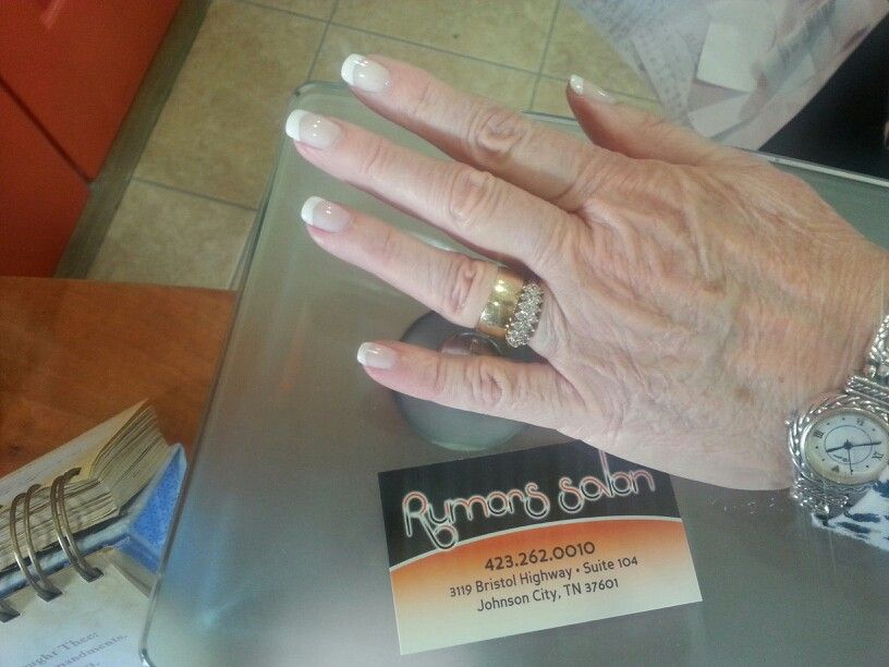 Nails By Whitney at RUMORS SALON in Johnson City TN (CND Shellac ...