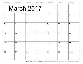 Free Printable Calendar March   Free Printable Calendar March