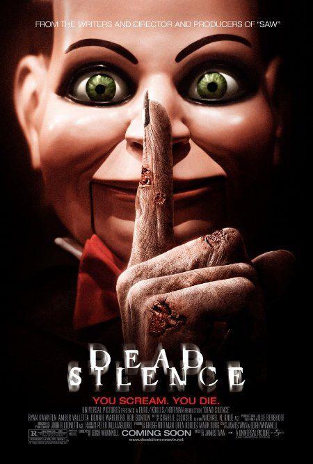 Dead Silence (2007) #horror