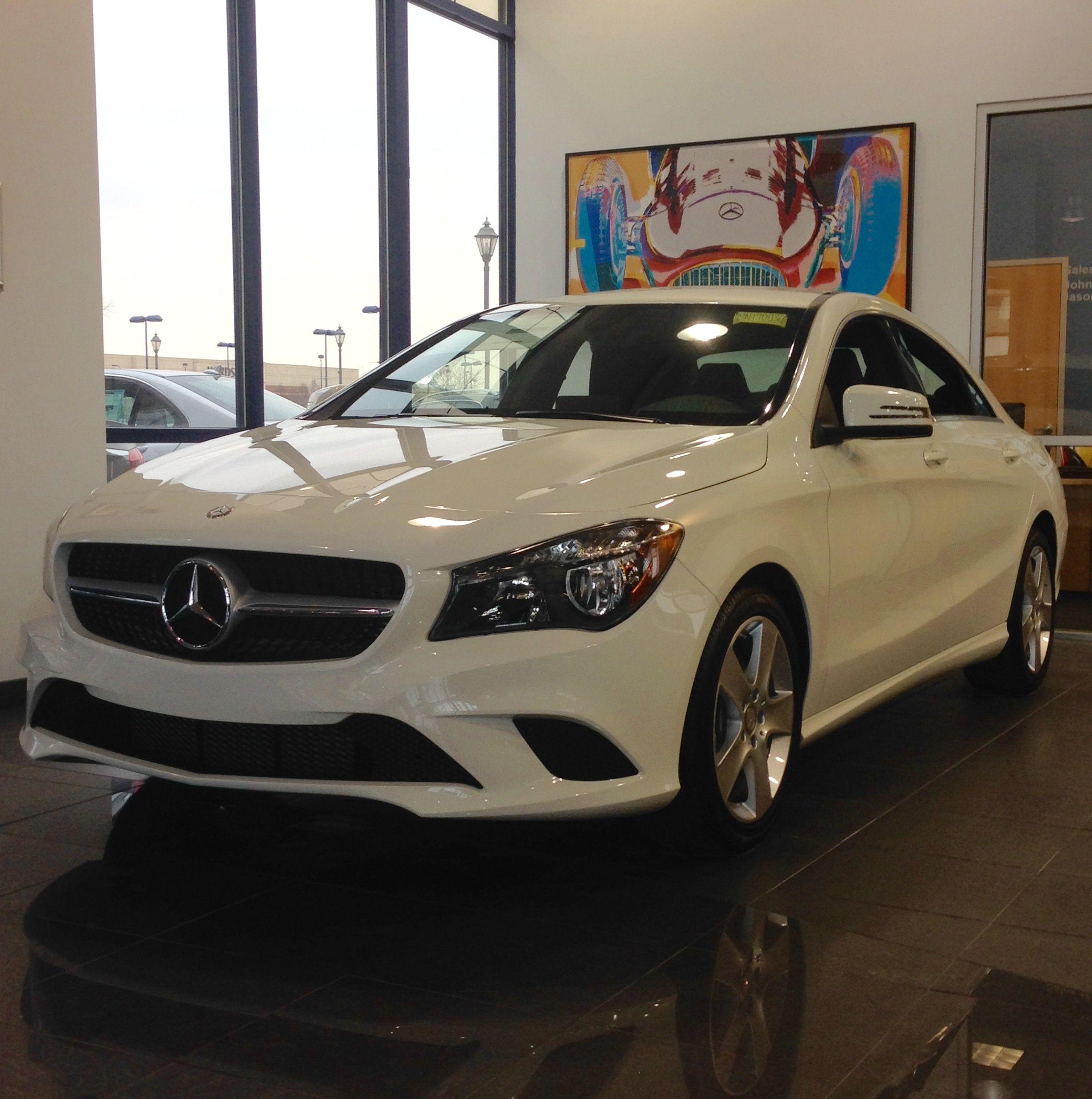 New Mercedes-Benz CLA in Columbus   New mercedes, Mercedes ...