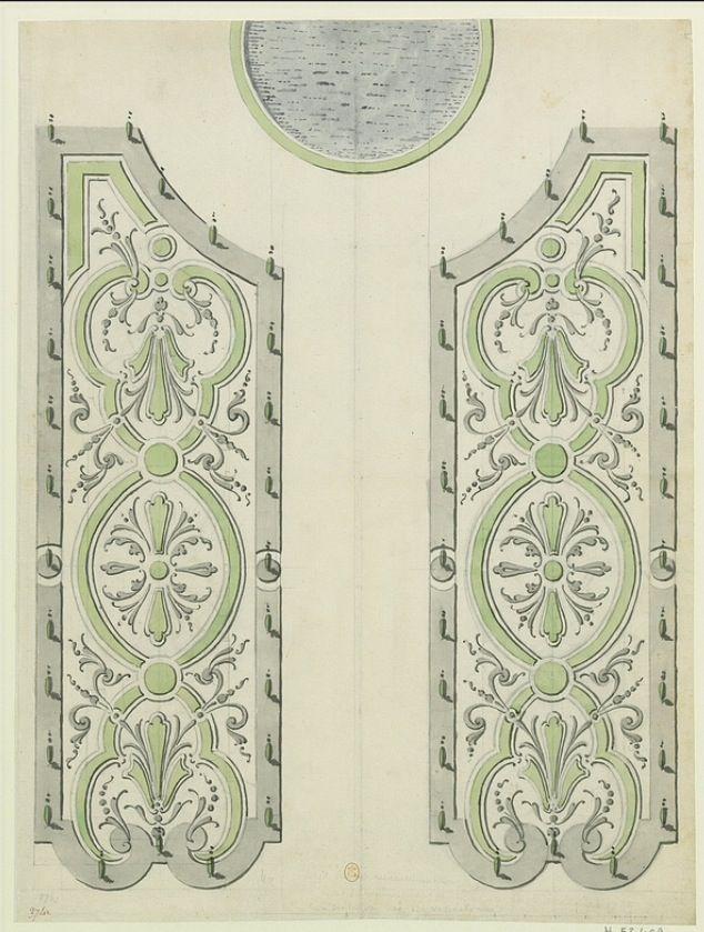 Parterre design PALATIAL RESIDENCE Pinterest Garden planning