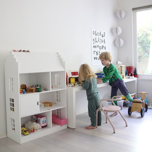 Kids room inspiration that doll house sigh home - Habitaciones pequenas ninos ...