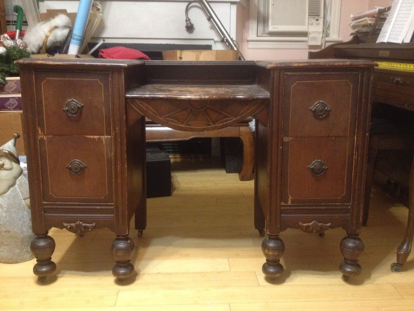 How to age & distress this vanity? Distressed FurnitureWood ...