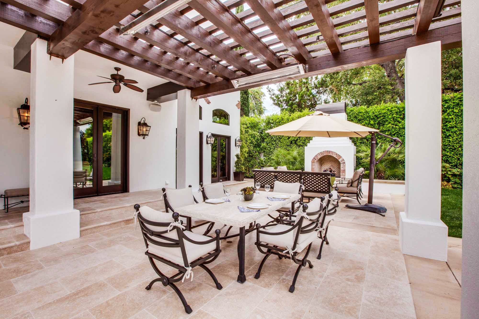 Home Plans Decorations : Spanish Colonial Architecture Home Styles ...