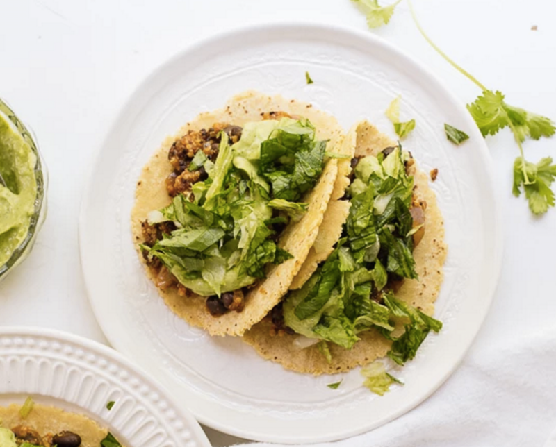 10 Vegan Taco Recipes That Will Become The Meatless Meals You Crave