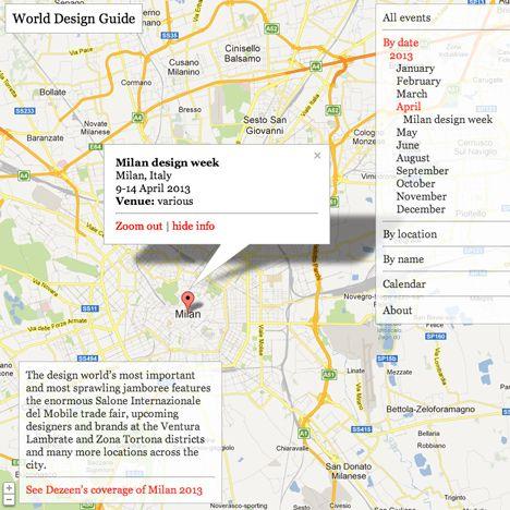World Design Guide update: April #design #fairs #art #gatherings