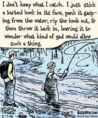 Funny Hunting And Fishing Jokes Videos And Stories Bizarro Comic Fishing Quotes Funny Fishing Jokes
