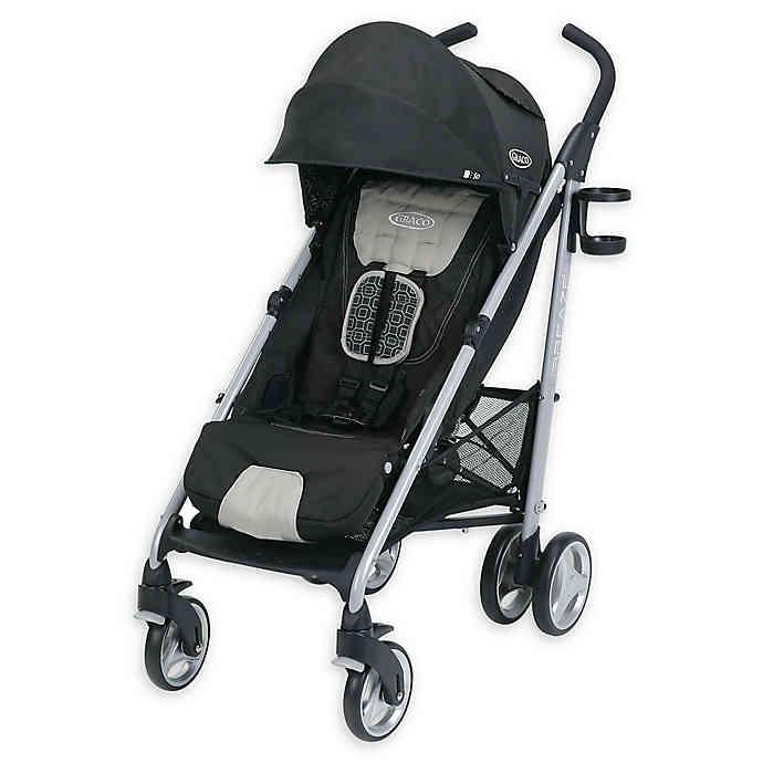 Graco® Breaze™ Click Connect™ Stroller in Pierce Click