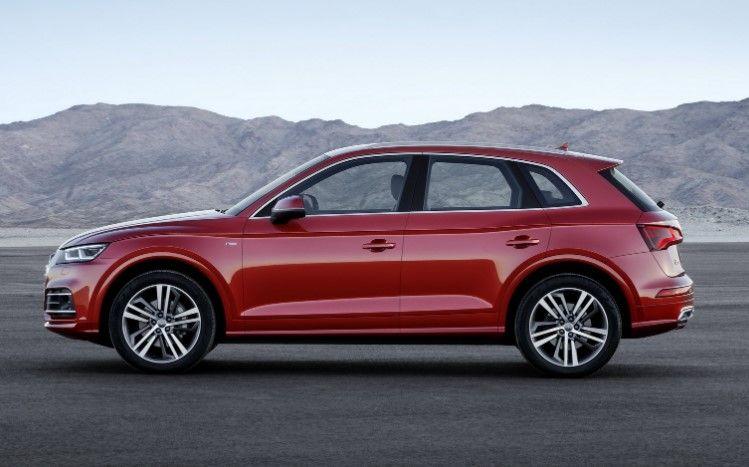 2020 Audi Q5 E Tron Review Carnewsnow Com Pinterest Audi Cars