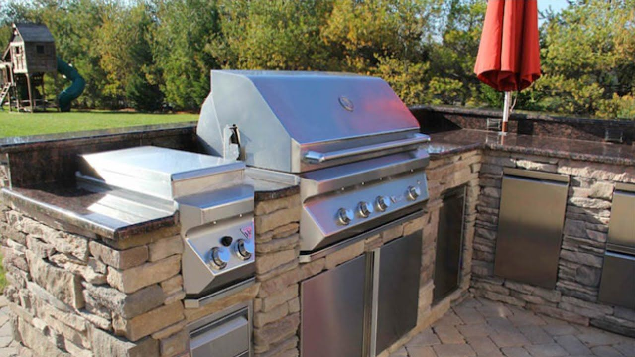 Gourmet Grills   Stainless Steel Grills Fireplace Patio Design Serving  Western Springs Everything For The Backyard Cookout And More.