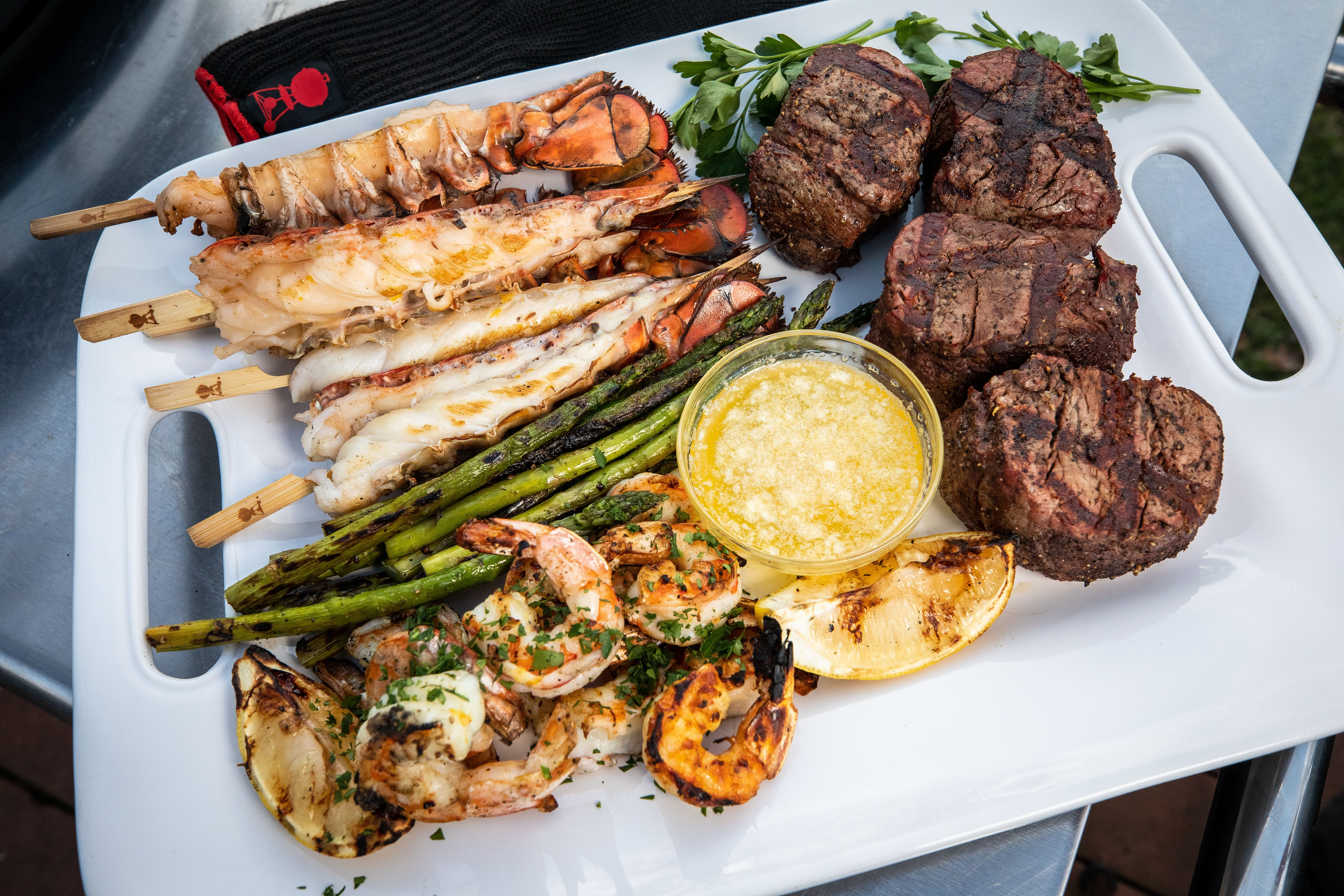 Top Tips For Surf And Turf For Nye Tips Techniques Weber Grills Surf And Turf Mixed Grill Surf N Turf Recipes