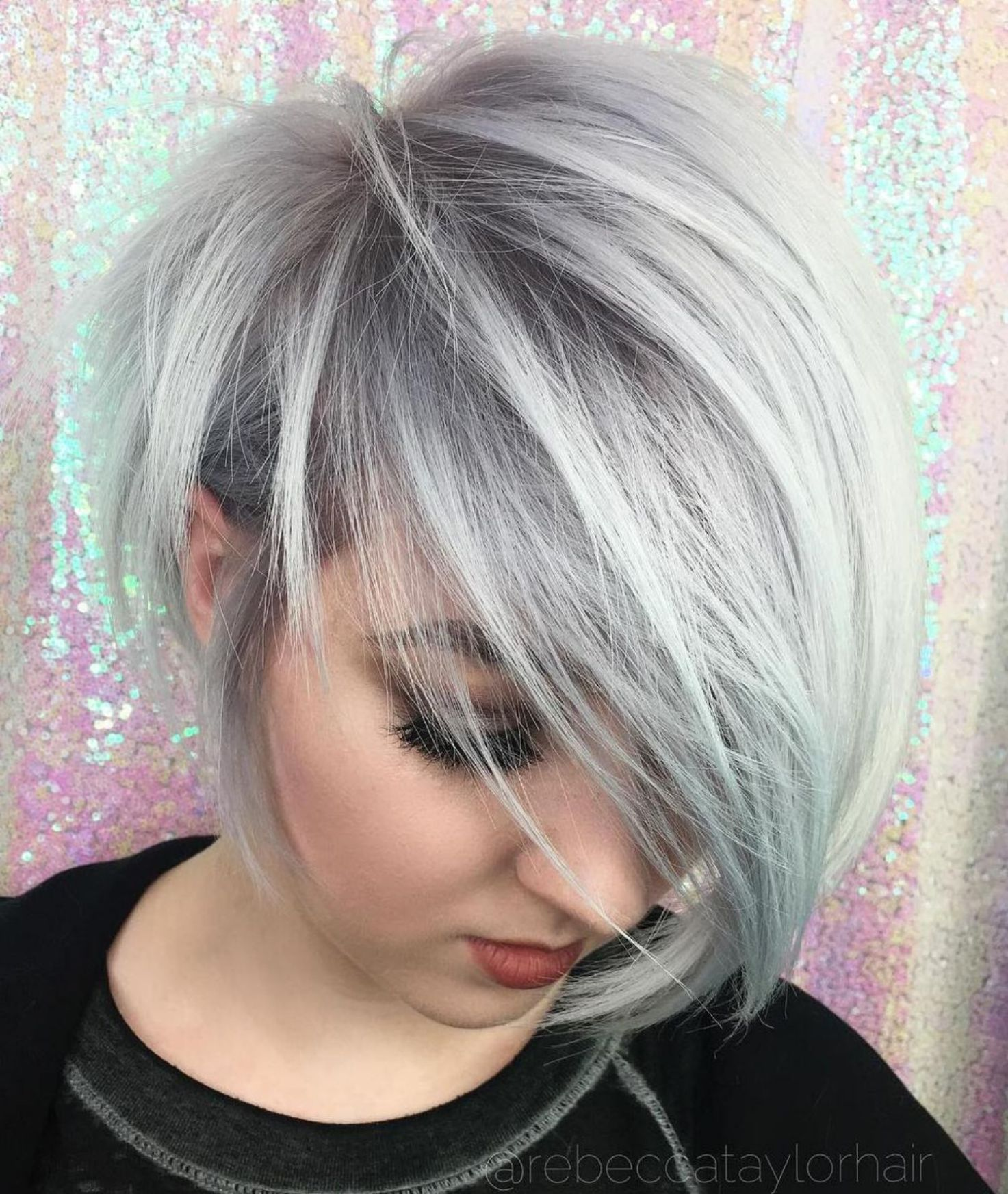 gorgeous long pixie hairstyles references pinterest hair