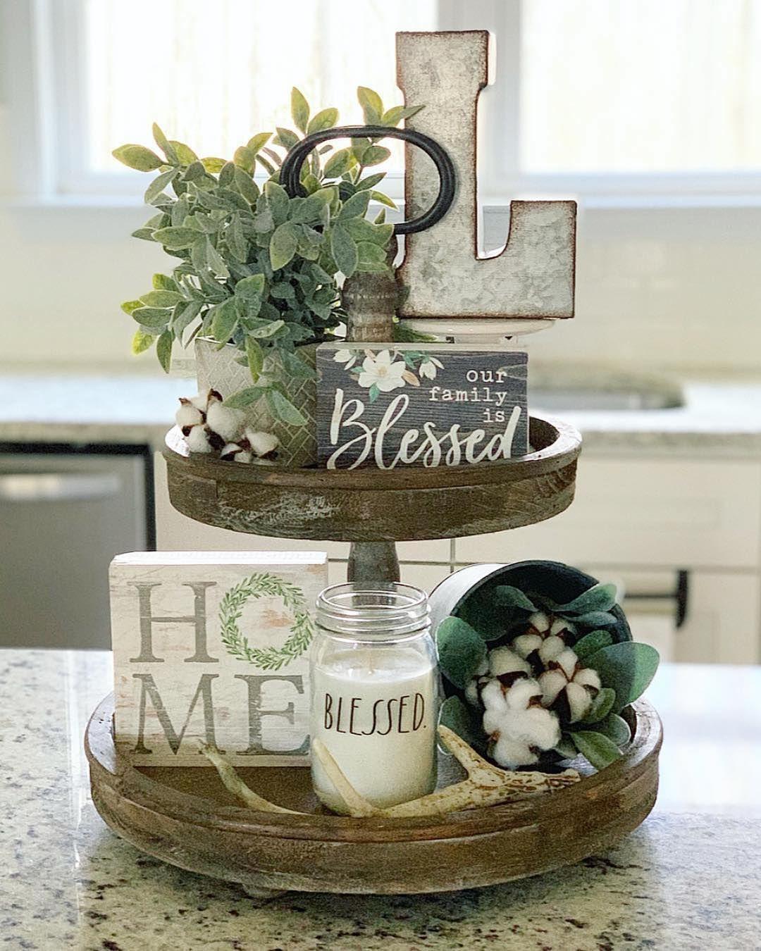 kitchen island decor - Kitchen Decoration