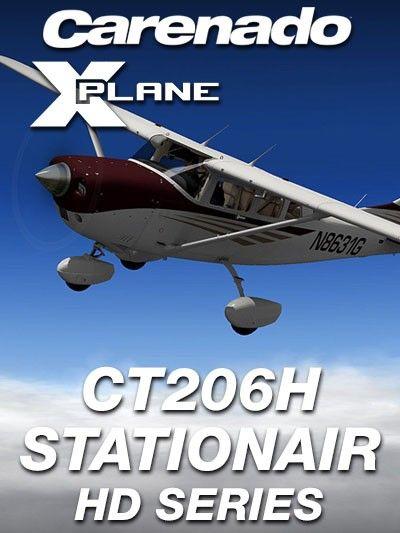 CARENADO : CT206H Stationair HD Series V3 XP Special