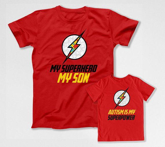 Autism Awareness Shirt Men/'s Embroidered Polo Shirt Autism Dad Shirt Autism Mom Special Needs Mom Men/'s Autism Gift Autism Polo Shirt
