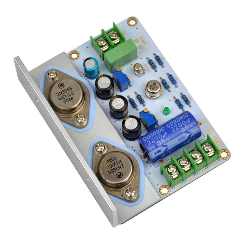 1PCS 1969 Class A power amplifier board