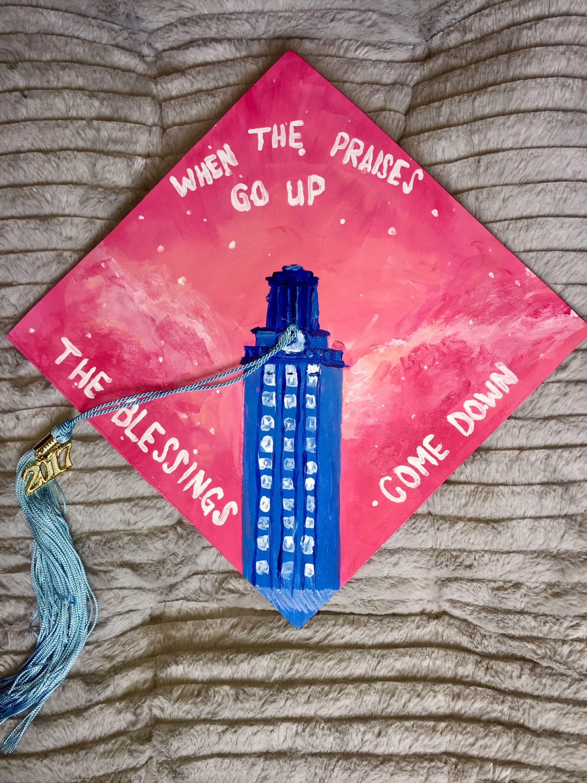 graduation cap chance the rapper high school graduation cap