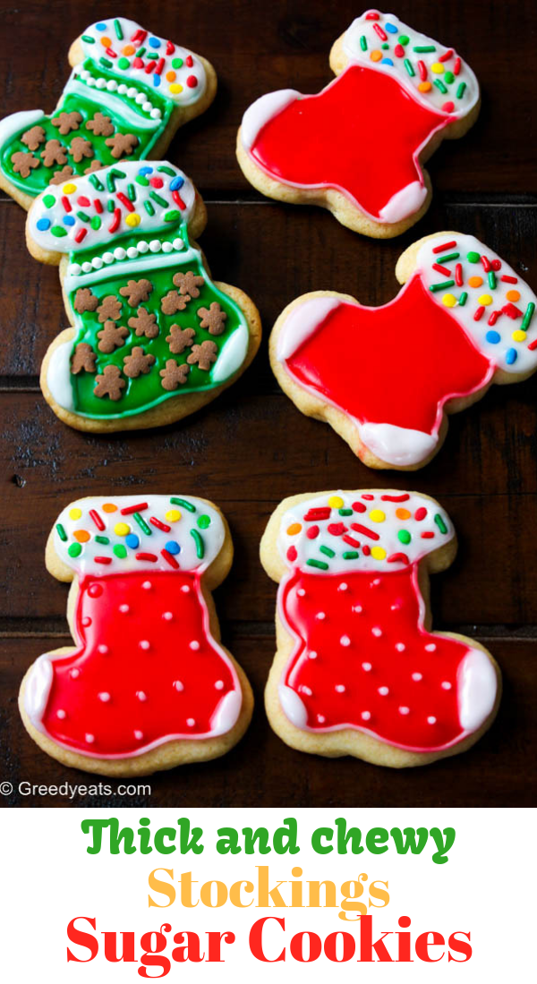 Small Batch Sugar Cookies With Easy Sugar Icing