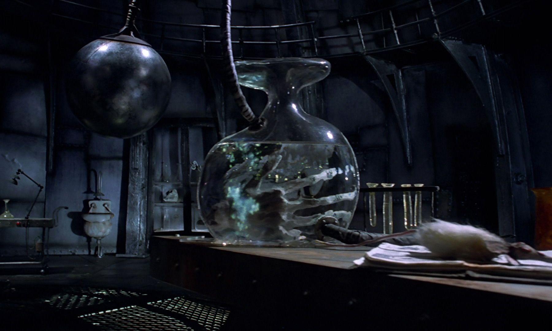 The Nightmare Before Christmas (1993) - Animation Screencaps ...