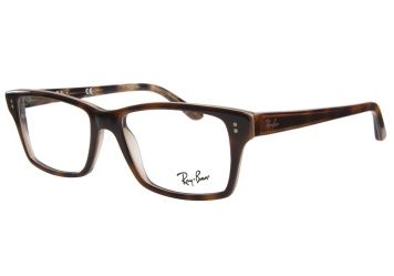 Ray-Ban RB5225 5036 Dark Avana Transparent Beige  Coastal.com ... 36f72d50bada