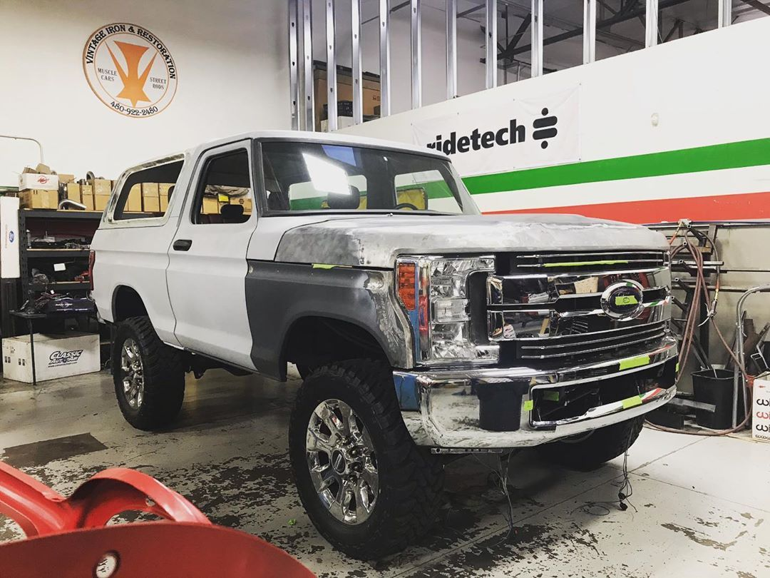 It's no secret that the release of the 2021 Ford Bronco