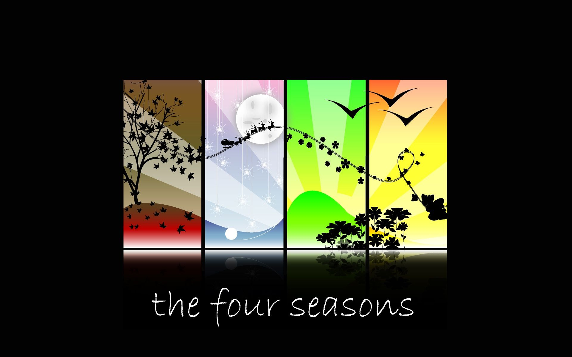 Image result for four season hd photos