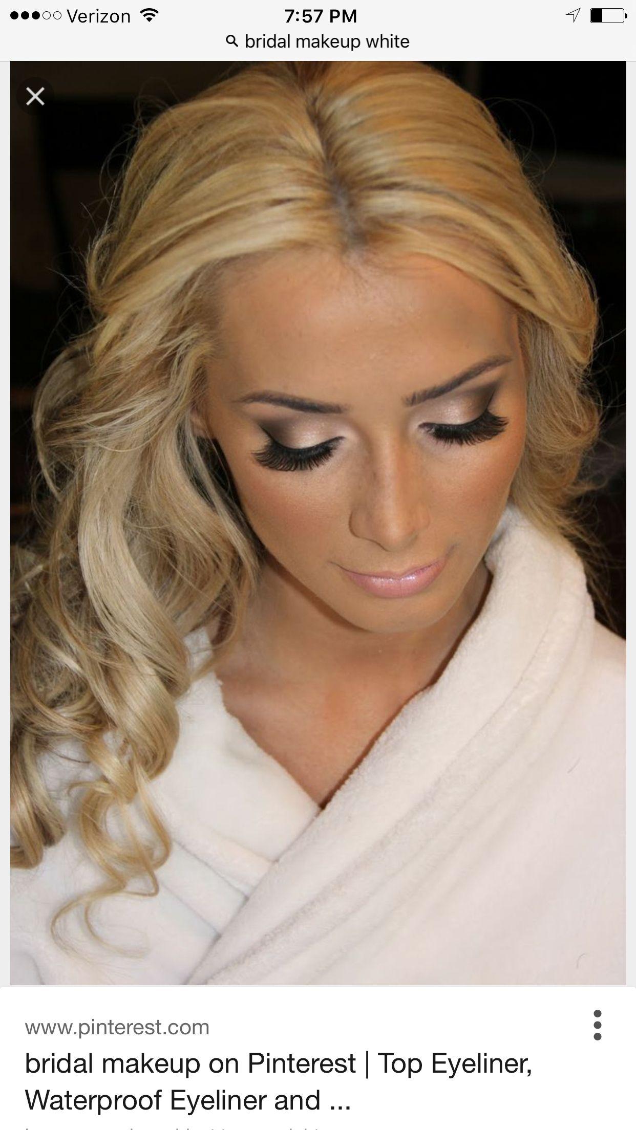 wedding makeup   wedding makeup in 2019   makeup for blondes