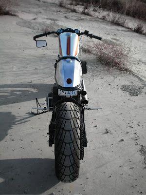 XL1200 by Brawny Built