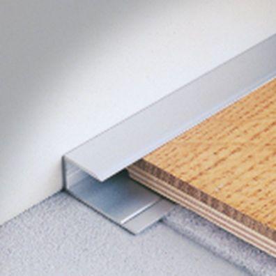 Plinthe En Aluminium Pour Cablage Electrique Battiscopa Bi Bicolor Profilitec Plinthes Joint De Dilatation Carrelage Deco Salon